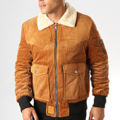 /achat-bombers/bombers-original-bomber-col-mouton-cord-camel-195477.html