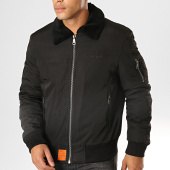 /achat-bombers/bombers-original-bomber-col-mouton-curtiss-noir-195505.html