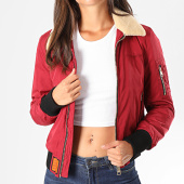 https://www.laboutiqueofficielle.com/achat-bombers/bombers-original-bomber-femme-barcelone-rouge-195523.html