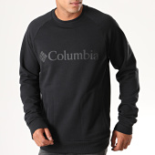 /achat-sweats-col-rond-crewneck/columbia-sweat-crewneck-lodge-noir-195666.html