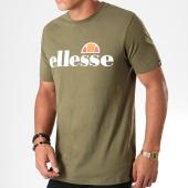 /achat-t-shirts/ellesse-tee-shirt-prado-shc07405-vert-kaki-195517.html