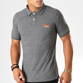 /achat-polos-manches-courtes/superdry-polo-manches-courtes-orange-label-m1100007a-gris-anthracite-chine-195607.html