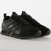 /achat-baskets-basses/superdry-baskets-fero-runner-mf100005a-black-195611.html