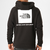 /achat-sweats-capuche/the-north-face-sweat-capuche-raglan-red-box-2zwu-noir-195575.html