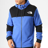/achat-sweats-capuche/the-north-face-sweat-zippe-capuche-himalayan-3od4-bleu-roi-noir-195576.html