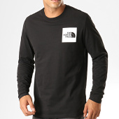 /achat-t-shirts-manches-longues/the-north-face-tee-shirt-manches-longues-fine-37ft-noir-195589.html