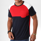 /achat-t-shirts/tom-tailor-tee-shirt-poche-1013775-00-12-rouge-bleu-marine-blanc-195591.html