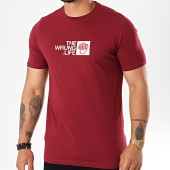/achat-t-shirts/wrung-tee-shirt-the-life-bordeaux-195462.html