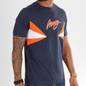 /achat-t-shirts/wrung-tee-shirt-destructee-bleu-marine-195463.html