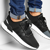 /achat-baskets-basses/adidas-baskets-u-path-run-ee7161-core-black-footwear-white-195800.html