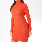 /achat-robes/brave-soul-robe-pull-col-roule-femme-230amandag-orange-195777.html