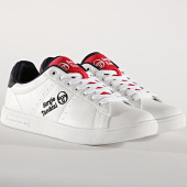 /achat-baskets-basses/sergio-tacchini-baskets-gran-mac-special-ltx-stm924000-white-navy-195710.html