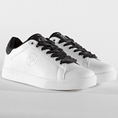 /achat-baskets-basses/sergio-tacchini-baskets-femme-for-her-glitter-stw928900-white-black-195732.html