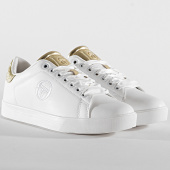 /achat-baskets-basses/sergio-tacchini-baskets-femme-for-her-glitter-stw928900-white-gold-195733.html