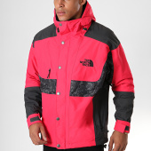 /achat-vestes/the-north-face-veste-zippee-capuche-94-rage-3xap-rouge-noir-195813.html
