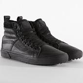 /achat-baskets-montantes/vans-baskets-sk8-hi-mte-4bv7xkn-leather-black-195823.html
