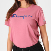 /achat-t-shirts/champion-tee-shirt-femme-110992-rose-195848.html