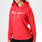 /achat-sweats-capuche/champion-sweat-capuche-femme-111555-rouge-195853.html