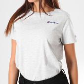 /achat-t-shirts/champion-tee-shirt-slim-femme-112195-gris-chine-195854.html