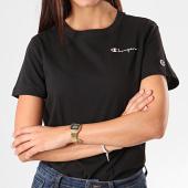 /achat-t-shirts/champion-tee-shirt-slim-femme-112195-noir-195855.html