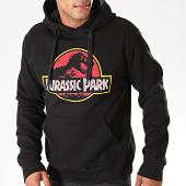 /achat-sweats-capuche/jurassic-park-sweat-capuche-jurassic-logo-noir-195903.html