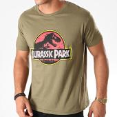/achat-t-shirts/jurassic-park-tee-shirt-jurassic-park-vintage-logo-vert-kaki-195904.html