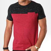/achat-t-shirts-poche/la-maison-blaggio-tee-shirt-poche-mackay-bordeaux-chine-noir-chine-195860.html