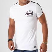 /achat-t-shirts/la-maison-blaggio-tee-shirt-a-bandes-manor-blanc-195864.html