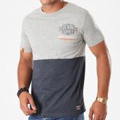 /achat-t-shirts/la-maison-blaggio-tee-shirt-merinton-gris-chine-bleu-marine-chine-195869.html