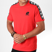 /achat-t-shirts/lotto-tee-shirt-a-bandes-athletica-ii-211756-rouge-195837.html