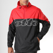 /achat-coupe-vent/lotto-coupe-vent-col-zippe-athletica-iii-211767-rouge-noir-195838.html