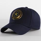 /achat-casquettes-de-baseball/captain-america-casquette-shield-bleu-marine-195890.html