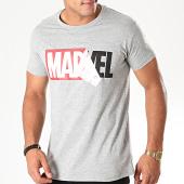 /achat-t-shirts/marvel-tee-shirt-logo-mania-marvel-gris-chine-195897.html