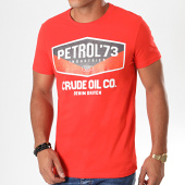 /achat-t-shirts/petrol-industries-tee-shirt-003-rouge-195936.html