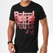 /achat-t-shirts/petrol-industries-tee-shirt-645-noir-rose-195942.html