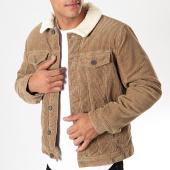 /achat-vestes/blend-veste-velours-col-mouton-20708910-marron-196052.html