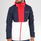/achat-vestes/columbia-veste-zippee-capuche-tricolore-timberturner-1864282-bleu-marine-blanc-rouge-196064.html
