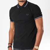 /achat-polos-manches-courtes/fred-perry-polo-manches-courtes-twin-tipped-m3600-noir-bleu-marine-blanc-195997.html
