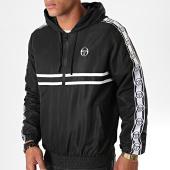 /achat-vestes/sergio-tacchini-veste-col-zippe-capuche-avec-bandes-dangel-noir-196042.html