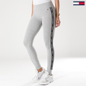 /achat-leggings/tommy-hilfiger-legging-femme-a-bandes-brodees-0563-gris-chine-195977.html
