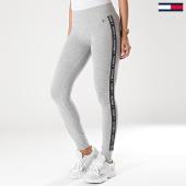 /achat-leggings/tommy-hilfiger-legging-femme-a-bandes-brodees-0563-gris-chine-195977.html