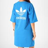 /achat-robes/adidas-robe-tee-shirt-femme-trefoil-ed7578-bleu-roi-196238.html