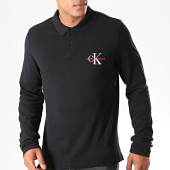 /achat-polos-manches-longues/calvin-klein-polo-manches-longues-monogram-embroidery-3579-noir-196134.html