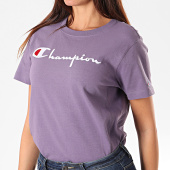 /achat-t-shirts/champion-tee-shirt-femme-110992-violet-196264.html