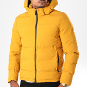 /achat-vestes/classic-series-veste-zippee-capuche-77272-jaune-moutarde-196192.html