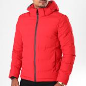 /achat-vestes/classic-series-veste-zippee-capuche-77272-rouge-196222.html