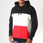 /achat-sweats-capuche/element-sweat-capuche-primo-division-noir-blanc-casse-rouge-196283.html
