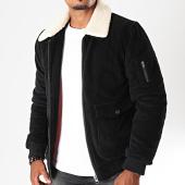 /achat-vestes/indicode-jeans-veste-velours-col-mouton-lockmead-noir-196114.html