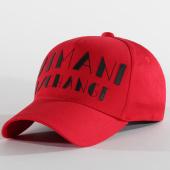 /achat-casquettes-de-baseball/armani-exchange-casquette-954047-9a022-rouge-196425.html