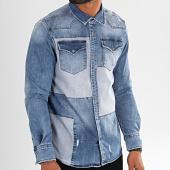 /achat-chemises-manches-longues/black-needle-chemise-jean-manches-longues-7028-bleu-denim-196381.html